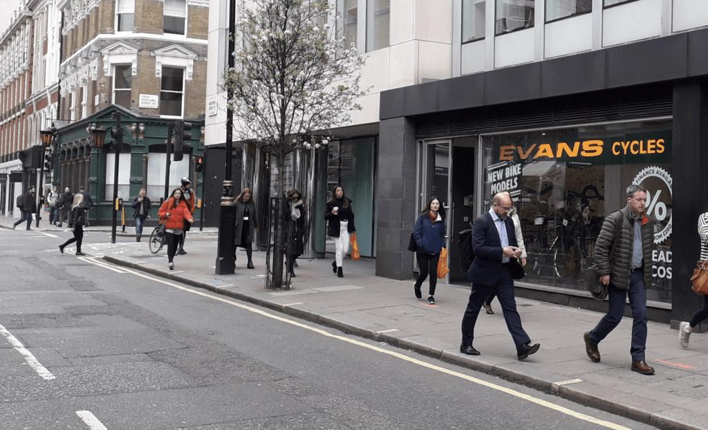 Mortimer Street, London